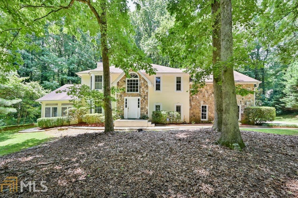 425 Hembree Holw, Roswell, GA 30076 - #: 8859684