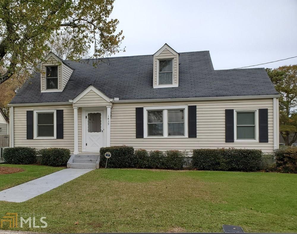 1439 Hardin Ave, Atlanta, GA 30337 - MLS#: 8901691
