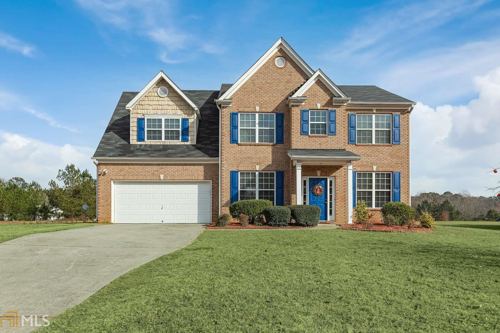 1027 Fellowship, Fairburn, GA 30213 - #: 8901701