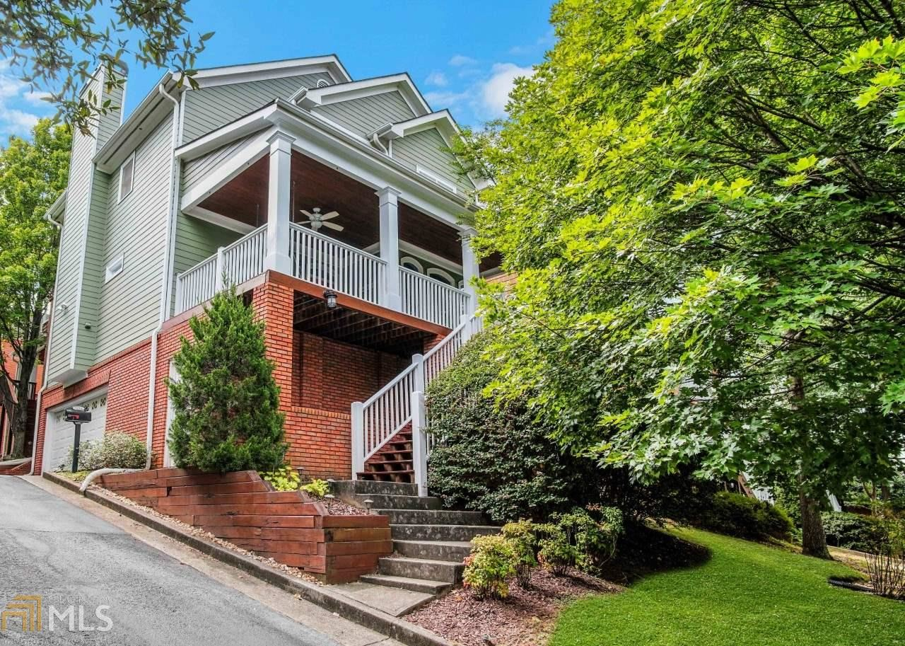 823 Saint Charles Ave, Atlanta, GA 30306 - MLS#: 8858705