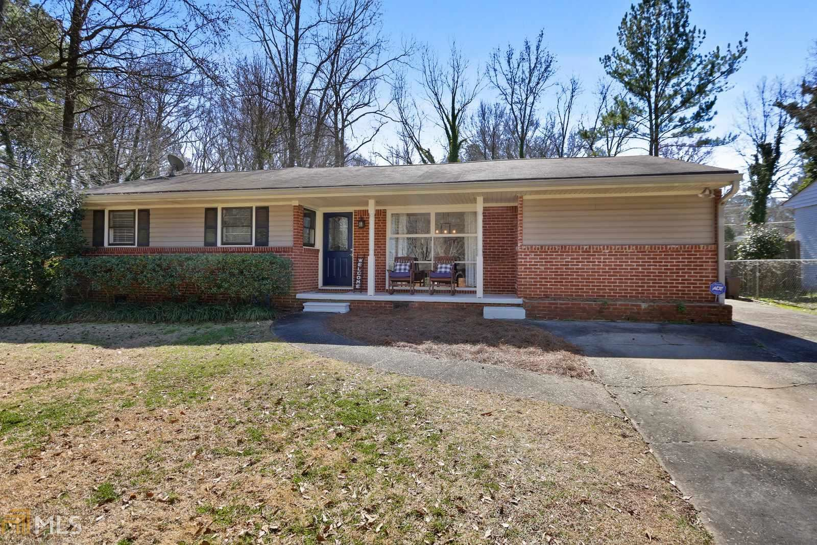 3059 Hollywood Drive, Decatur, GA 30033 - #: 8933711