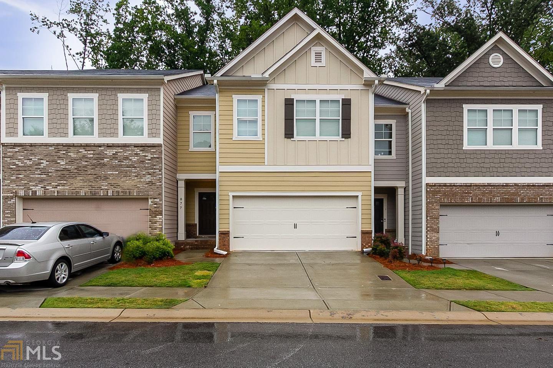 877 Whittington, Marietta, GA 30060 - MLS#: 8865713