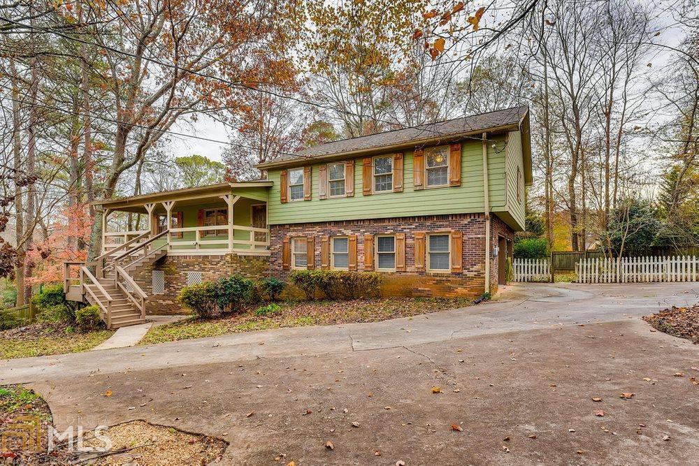 5738 Little Oak Trail SW, Stone Mountain, GA 30087 - MLS#: 8897715
