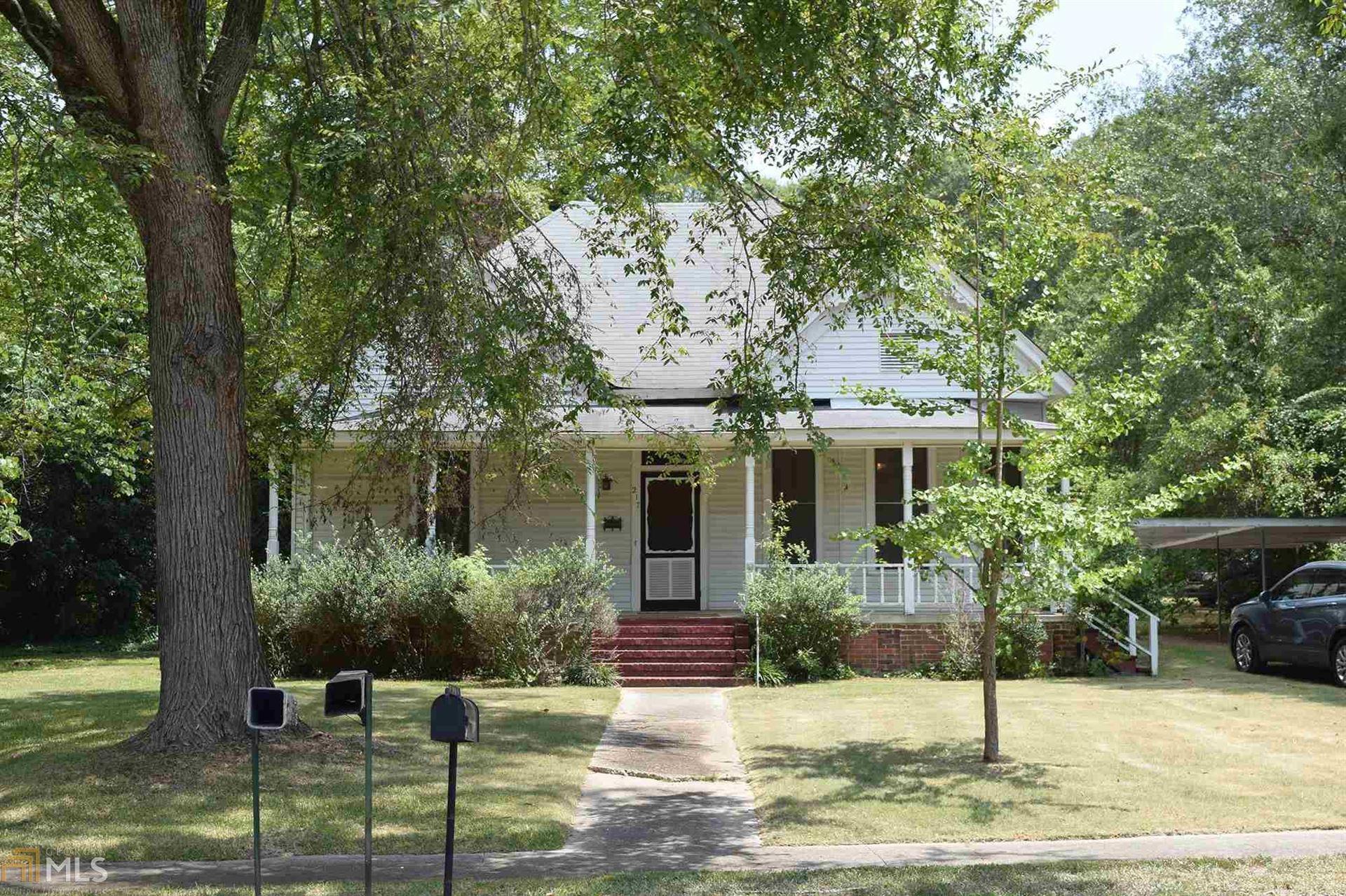 217 Johnson St, Hogansville, GA 30230 - #: 8836716