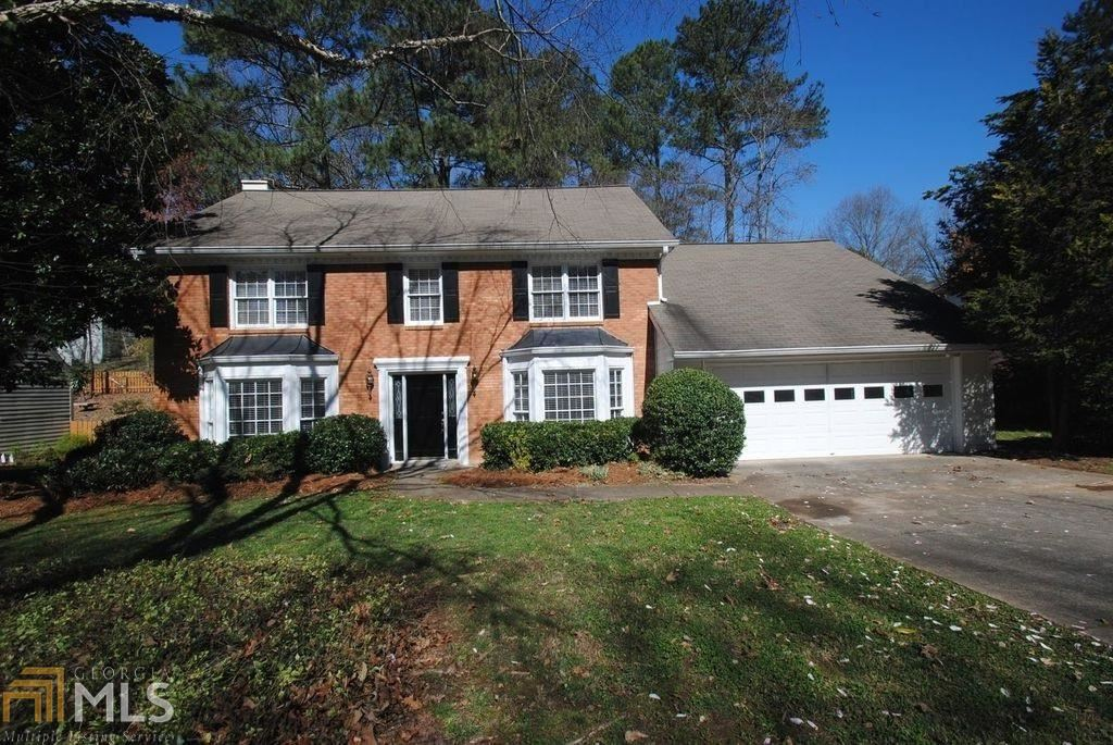 9141 Branch Valley Way, Roswell, GA 30076 - #: 8760717