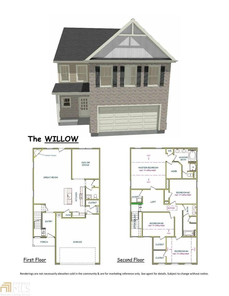 2394 Walker Drive #27, Hampton, GA 30228 - #: 9059722