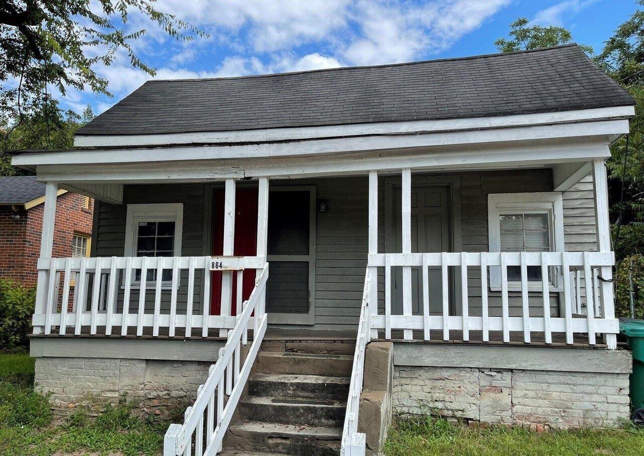864 Tatnall Street, Macon, GA 31201 - MLS#: 9053723
