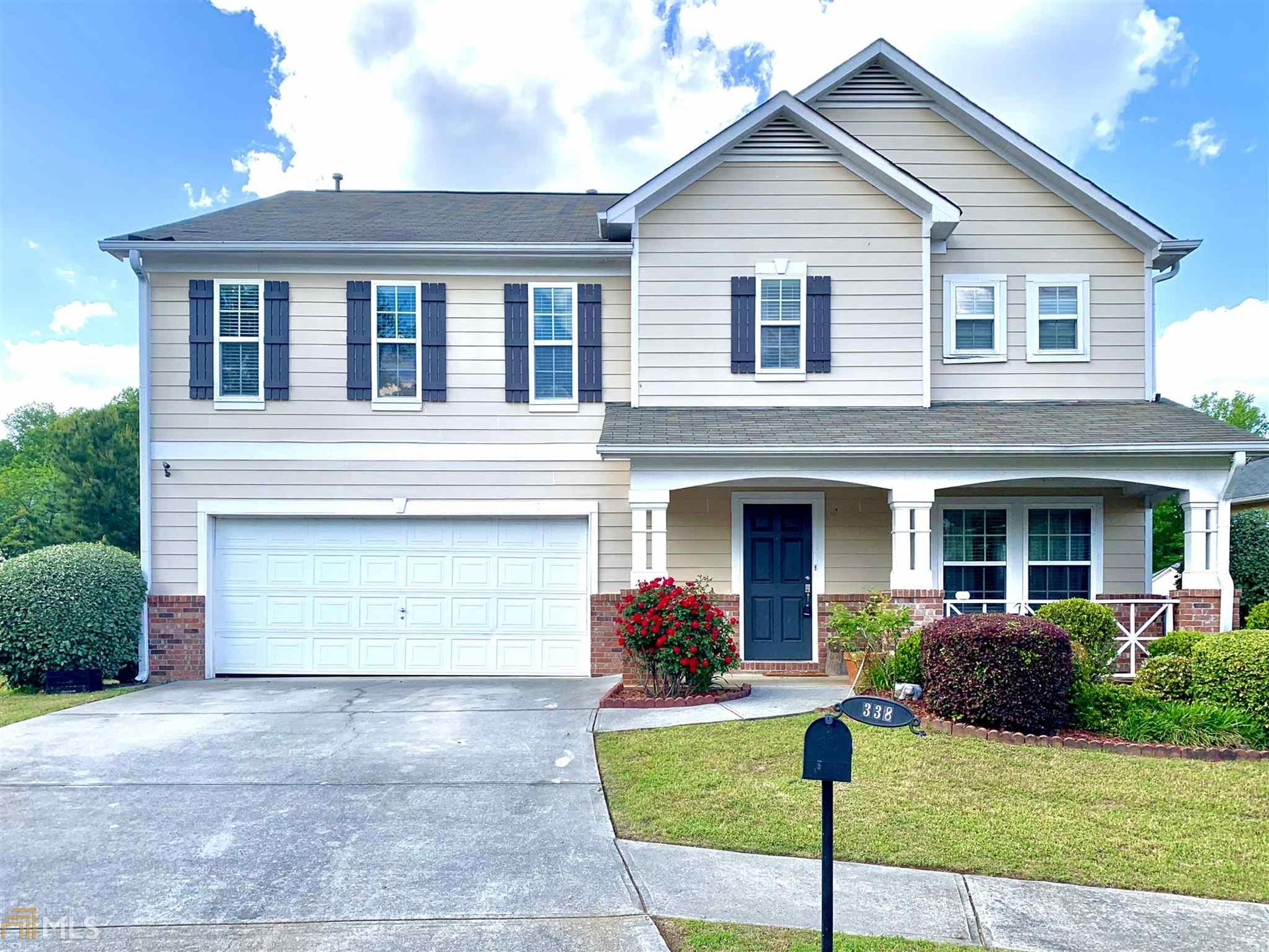 338 Yellow Iris, Grayson, GA 30017 - #: 8753724