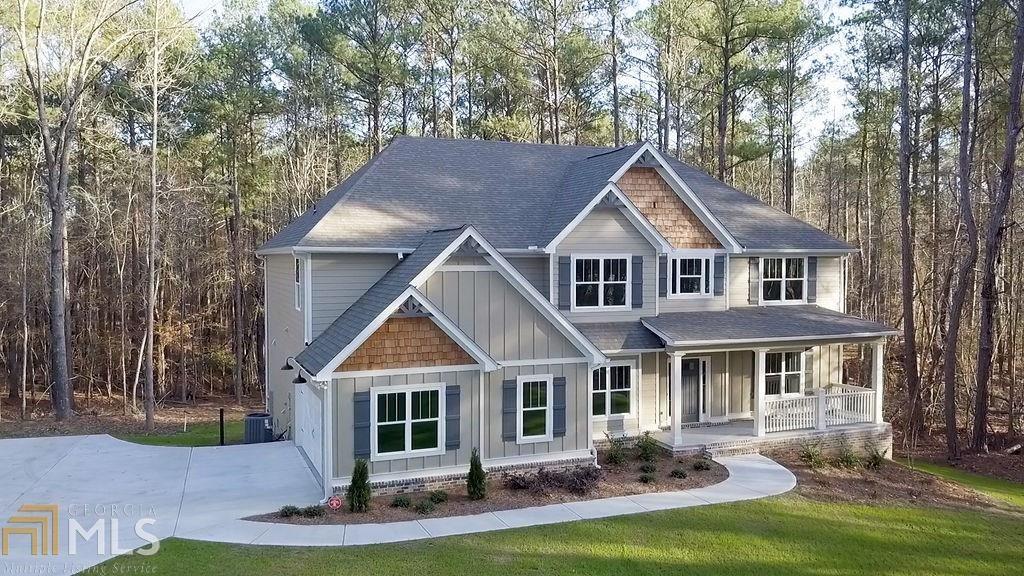168 Carson Rd, Brooks, GA 30205 - #: 8889724