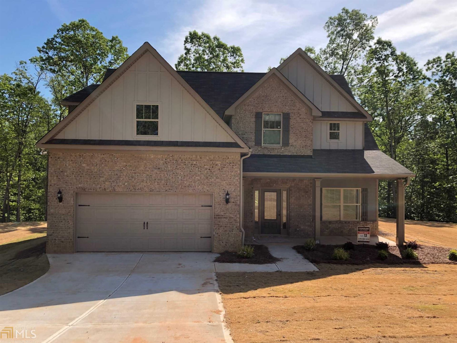 140 Clear Springs Dr Lot 13, Jackson, GA 30233 - #: 8668726