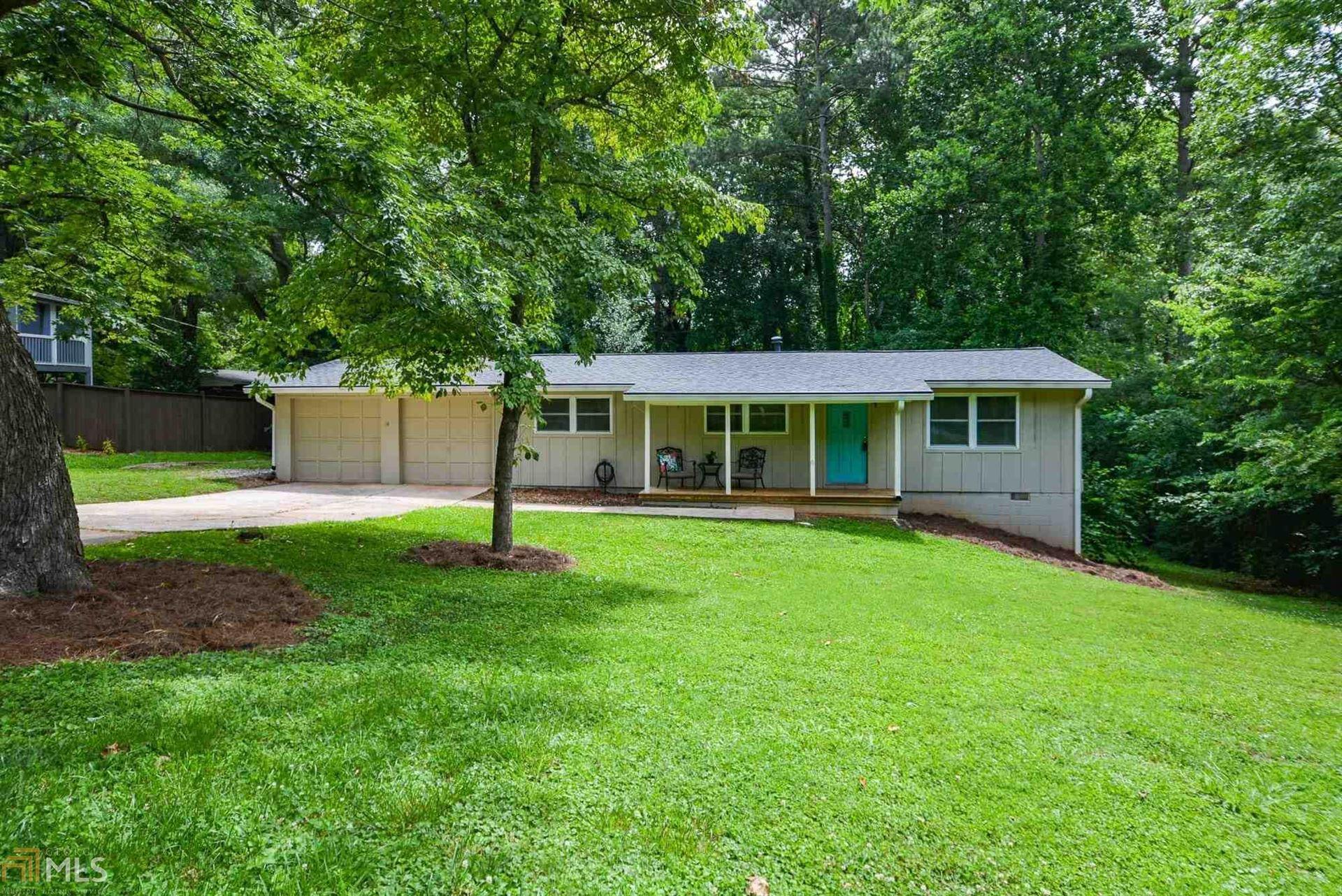 128 Robinhood Dr, Woodstock, GA 30188 - #: 8805726