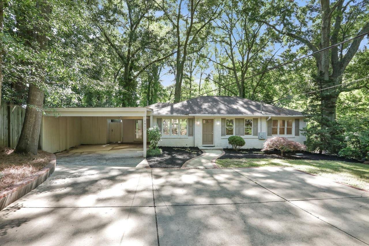 1957 Wellbourne Drive NE, Atlanta, GA 30324 - MLS#: 8978726