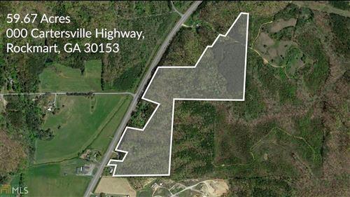 Photo of 0 Cartersville Hwy, Rockmart, GA 30153 (MLS # 8758732)