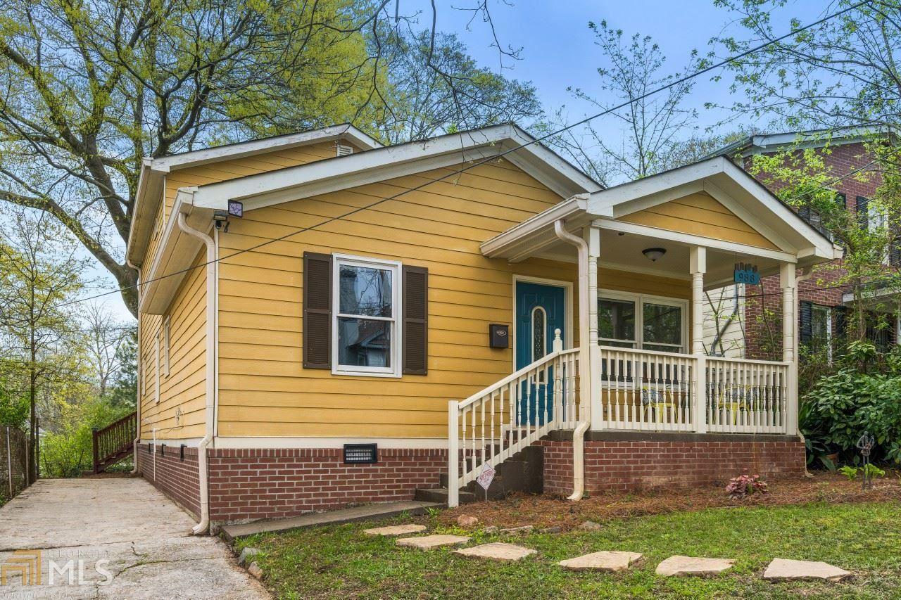 988 Farrington Pl, Atlanta, GA 30315 - #: 8761732