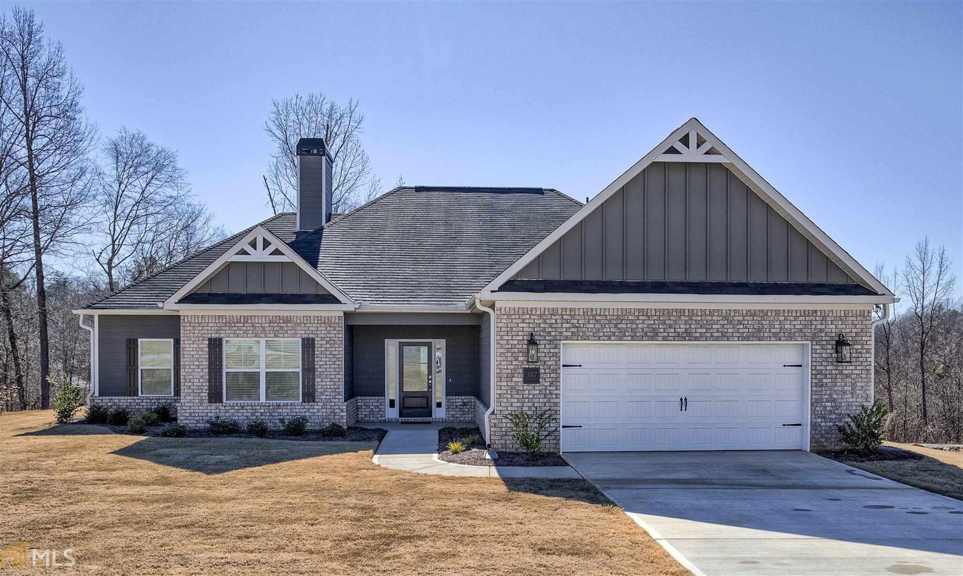 387 Bennett Drive, Mansfield, GA 30055 - MLS#: 8934732