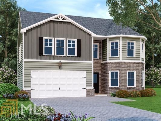 208 Sandy Creek Dr, Walnut Grove, GA 30052 - #: 8936733