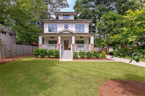 Photo of 875 Derrydown Way, Decatur, GA 30030 (MLS # 8862736)