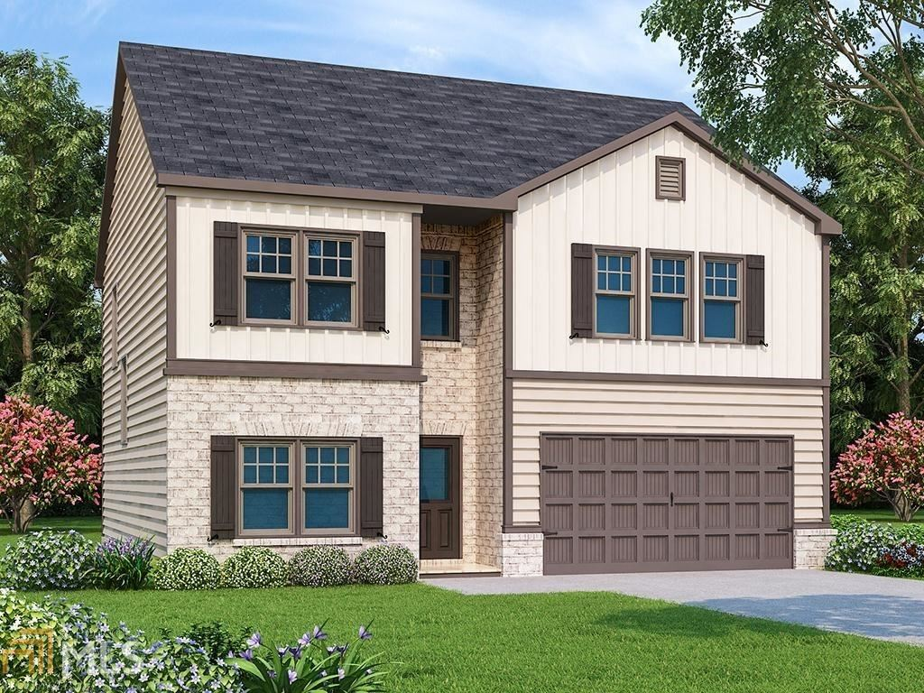 2432 Gateway Trl, Ellenwood, GA 30294 - MLS#: 8875739
