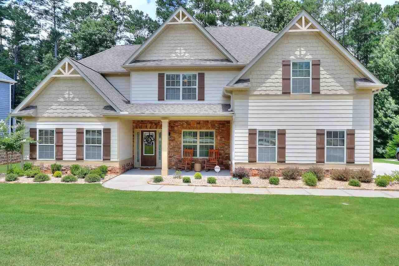 140 Edgewater Trail, Fayetteville, GA 30215 - #: 9023748