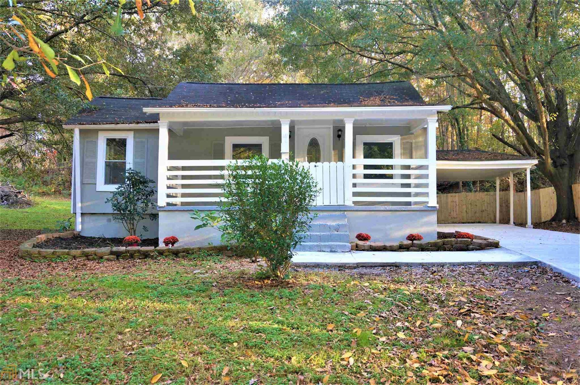 3906 Valley, Douglasville, GA 30135 - MLS#: 8889755