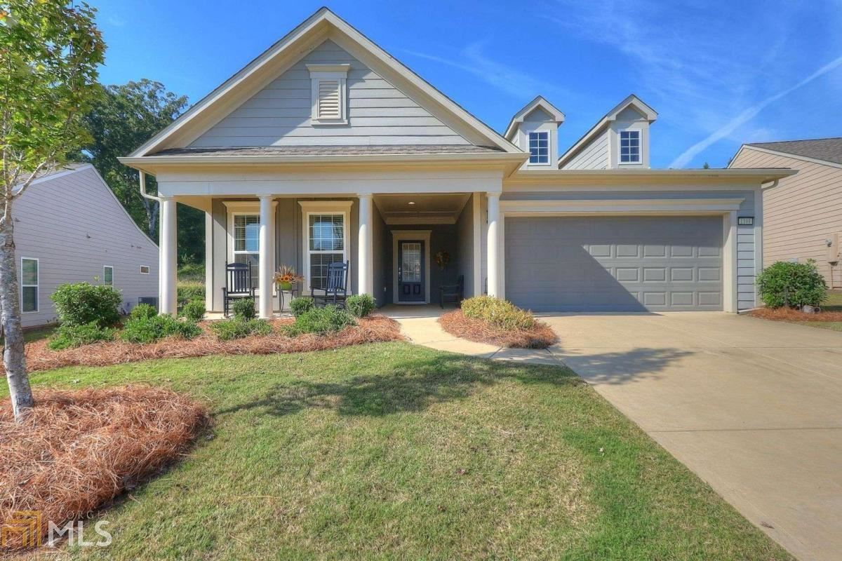 1101 Crooked Creek Rd, Greensboro, GA 30642 - MLS#: 8871767