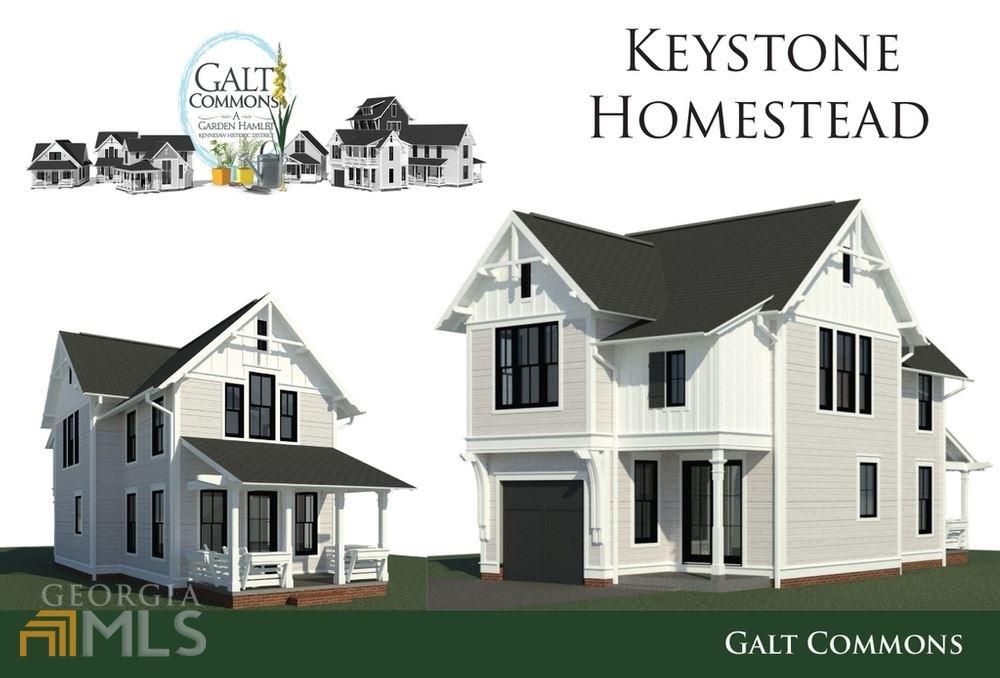 0 Galt Cmns, Kennesaw, GA 30144 - #: 8923769