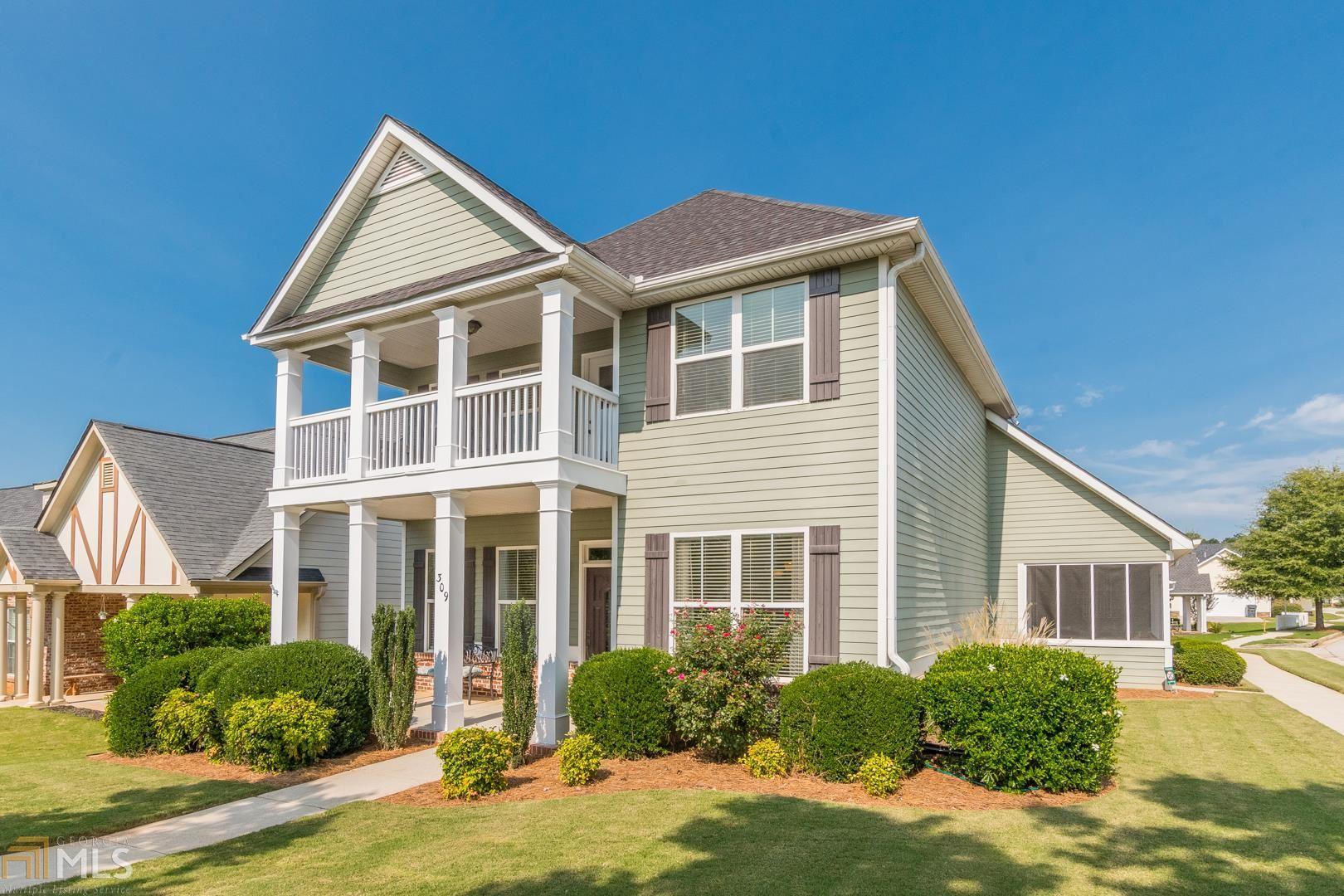 309 New Alcovy Rd, Social Circle, GA 30025 - #: 8844770