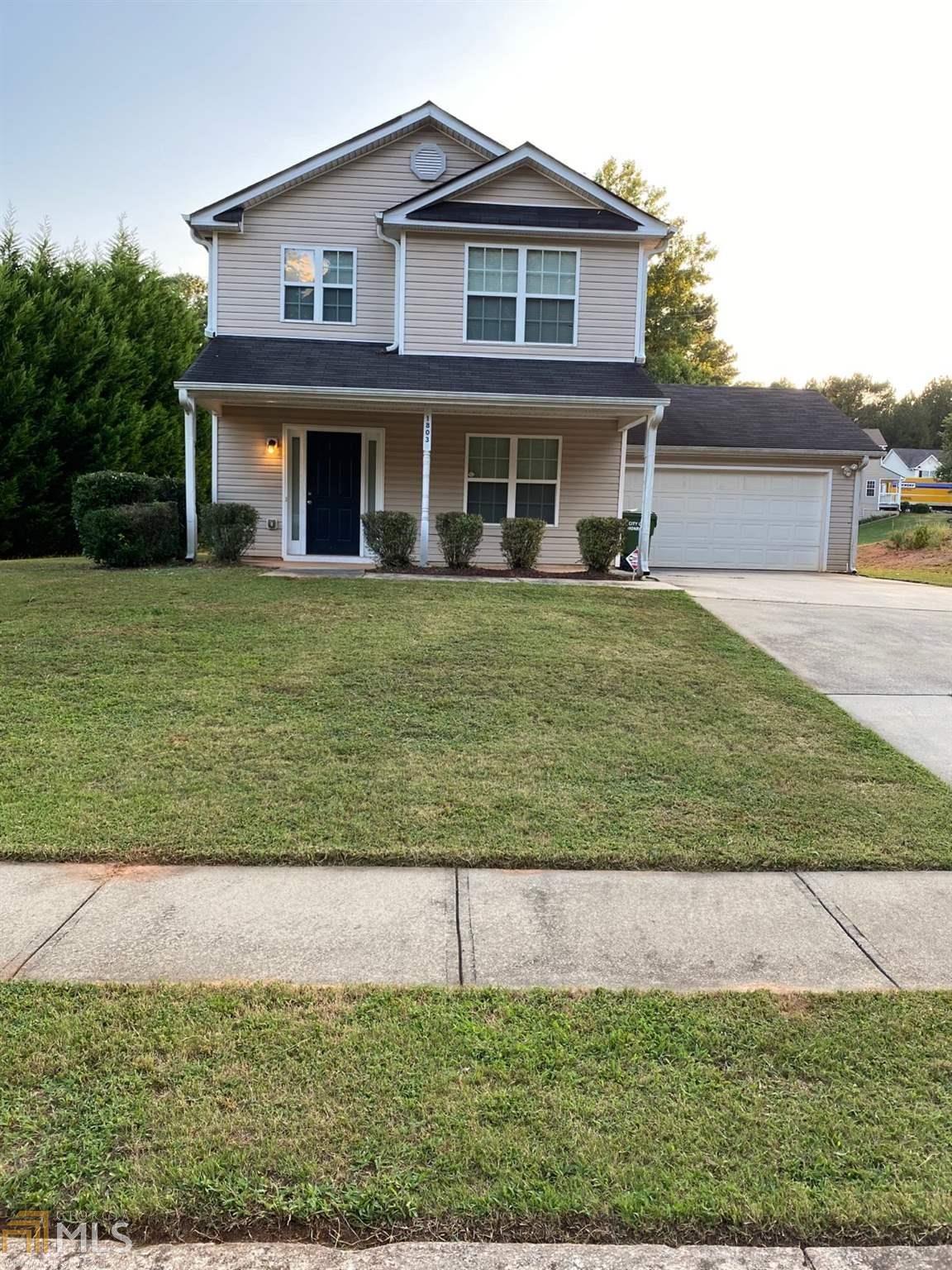 1803 Meadow Walk Drive, Monroe, GA 30656 - MLS#: 8881772