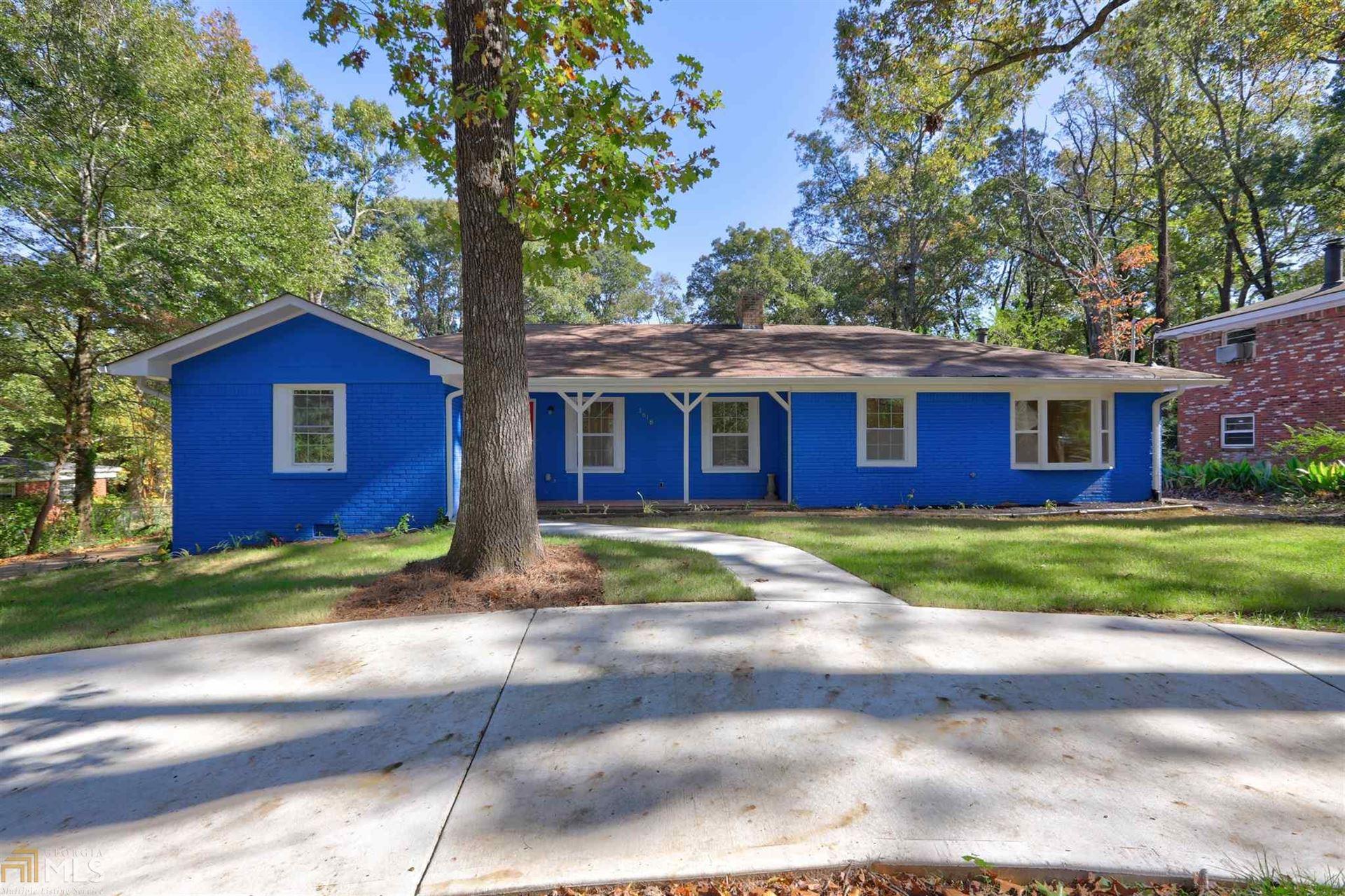 1618 North Columbia Pl, Decatur, GA 30032 - MLS#: 8883774