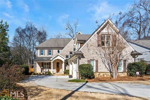 Photo of 664 Cumberland Circle NE, Atlanta, GA 30306 (MLS # 8914778)