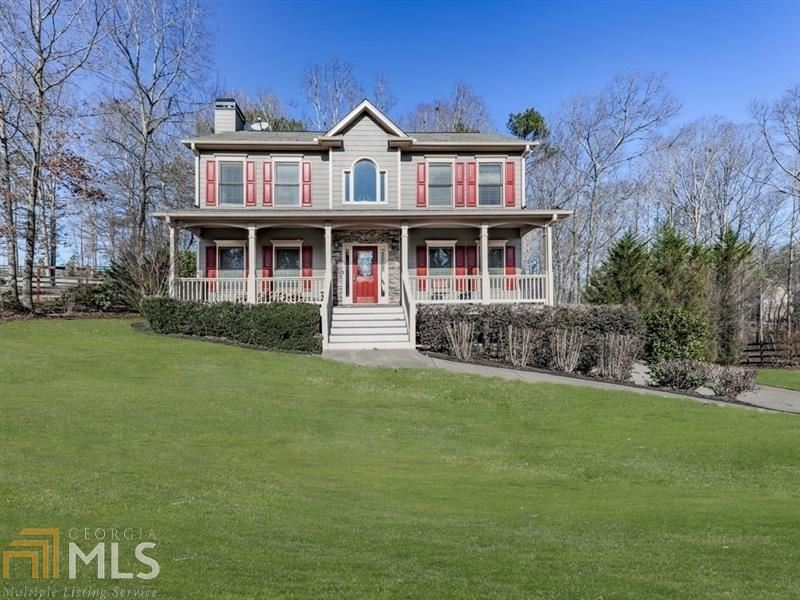 308 Oakwind Way, Canton, GA 30114 - #: 8722778