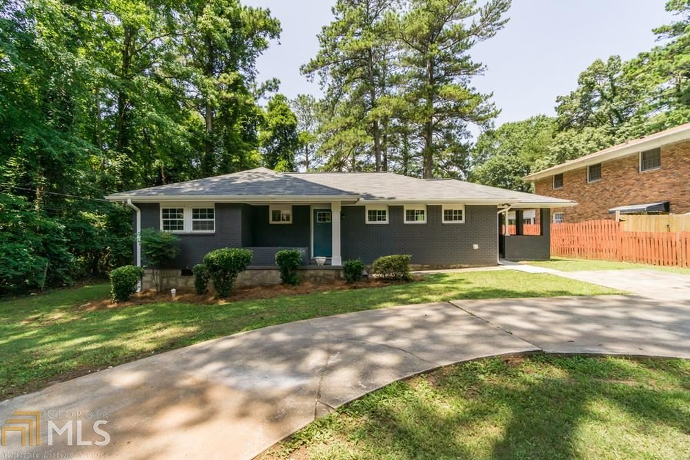 1767 Austin Dr, Decatur, GA 30032 - #: 8617779