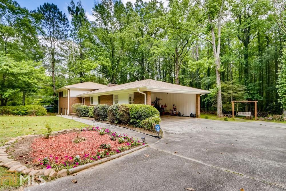 452 Lakeshore Dr, Fayetteville, GA 30214 - #: 8796779