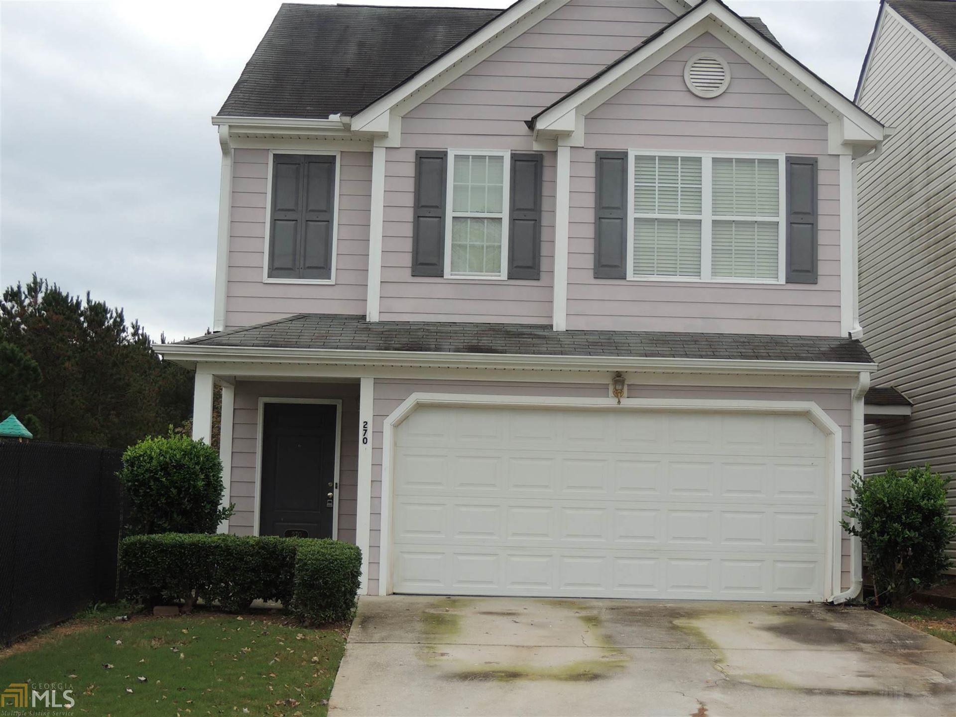 270 Crestfield Cir, Covington, GA 30016 - MLS#: 8889781