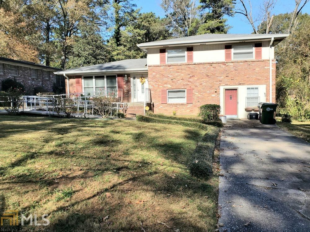 3525 Sw Creighton Rd, Atlanta, GA 30331 - #: 8893782