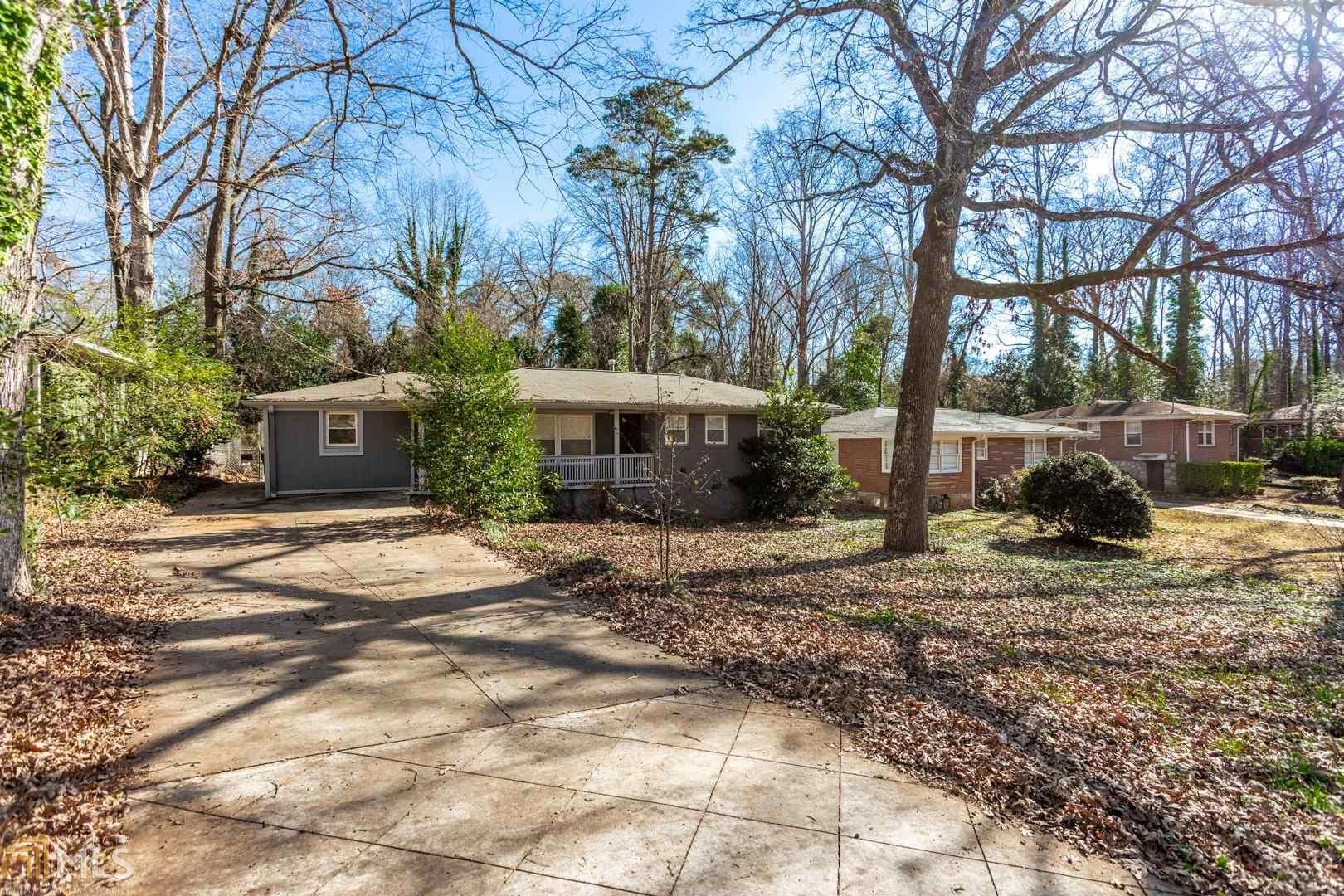 1392 David Cir, Decatur, GA 30032 - #: 8908786