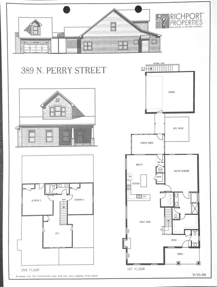 389 N Perry St, Lawrenceville, GA 30046 - MLS#: 8835788
