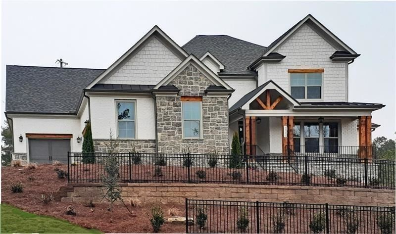 1232 Carl Sanders Drive, Acworth, GA 30101 - MLS#: 8997789
