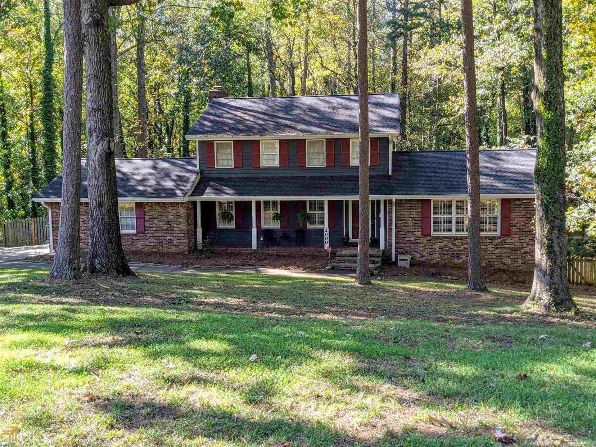 2000 Fairgreen, Stone Mountain, GA 30087 - MLS#: 8886793