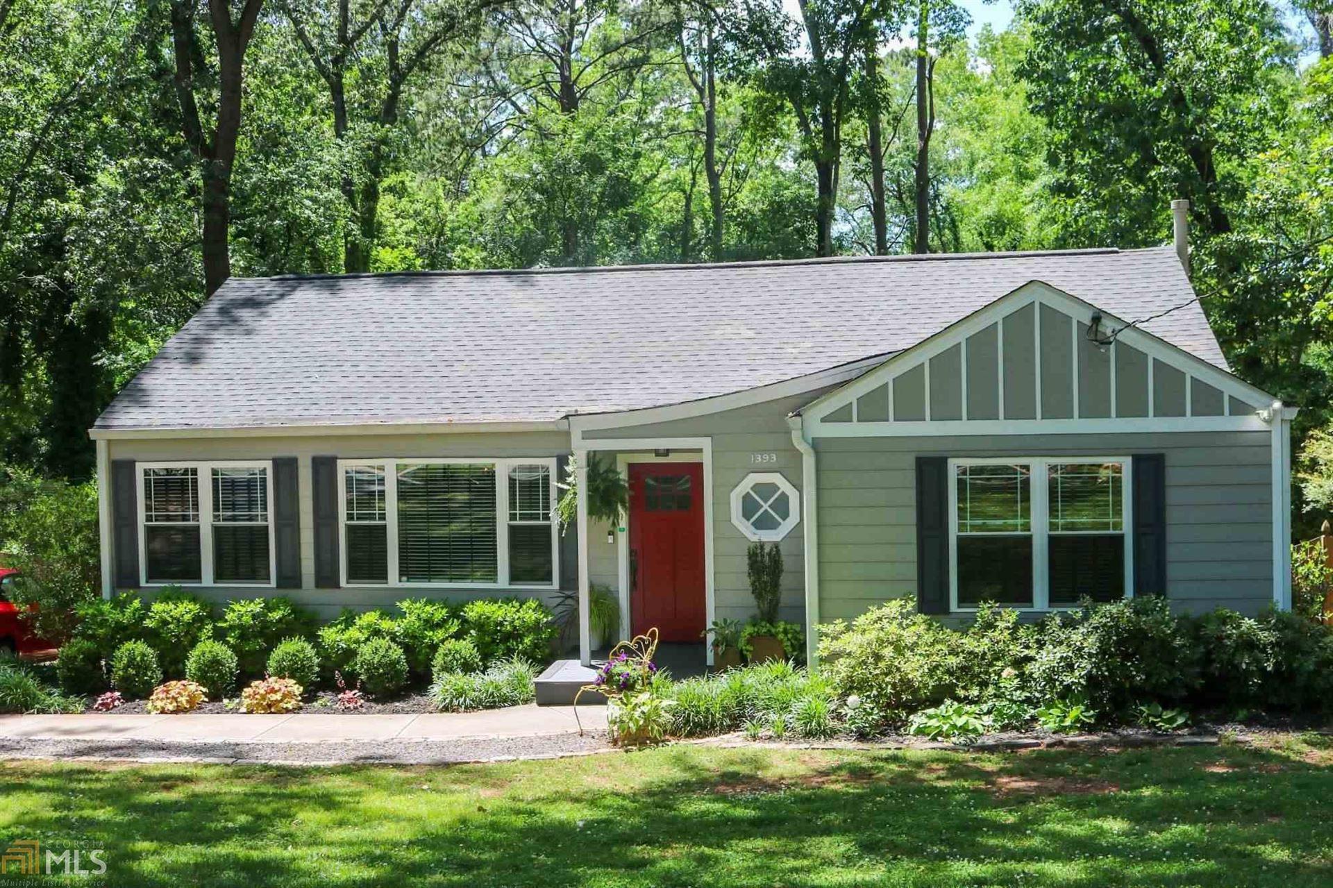 1393 Catherine St, Decatur, GA 30030 - MLS#: 8819795