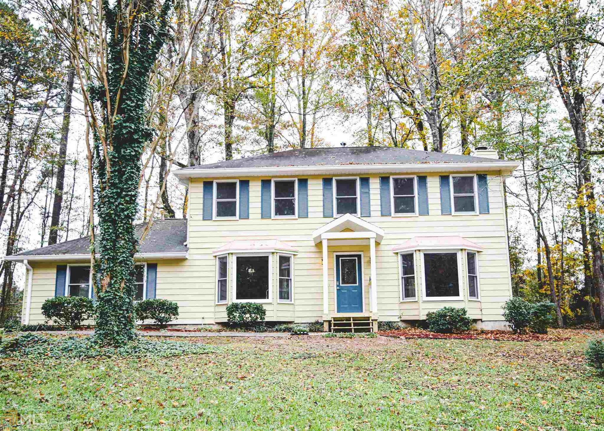 145 White Oak Way, Fayetteville, GA 30214 - #: 8886798