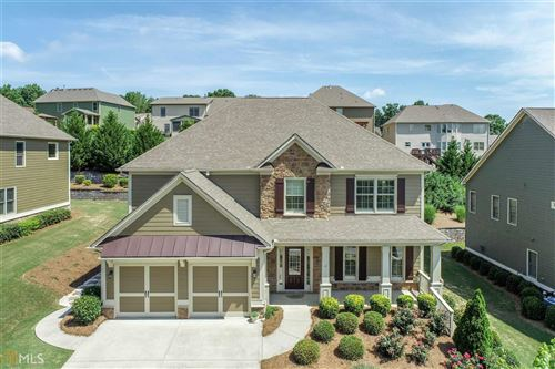 Photo of 7216 Lake Sterling Blvd, Flowery Branch, GA 30542 (MLS # 8799800)