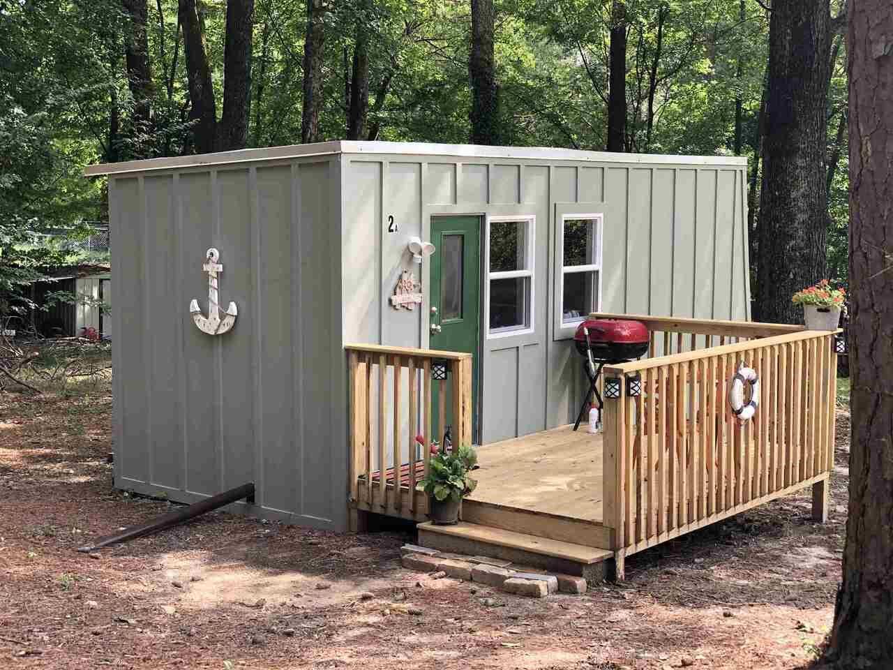 5400 Kings Camp Road Cabin 2a #CABIN 2-A, Acworth, GA 30102 - #: 9012802