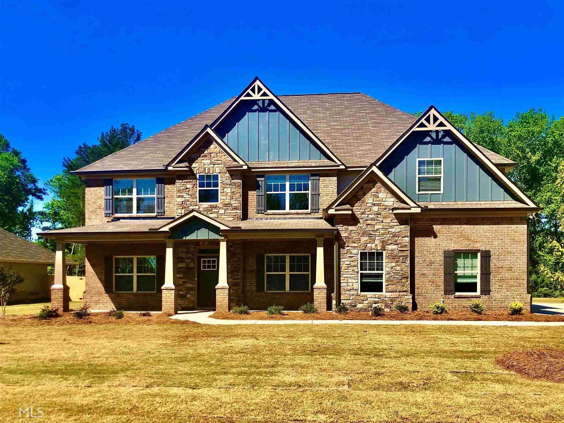 412 Guildhouse Drive Lot 38, McDonough, GA 30252 - #: 8844806