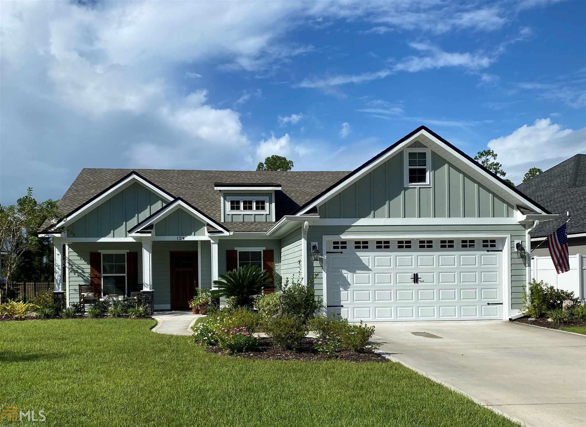 Photo of 124 Boatsman Way, St. Marys, GA 31558 (MLS # 8849809)