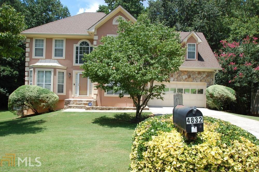 4832 Terrace Green Trce, Stone Mountain, GA 30088 - MLS#: 8823812