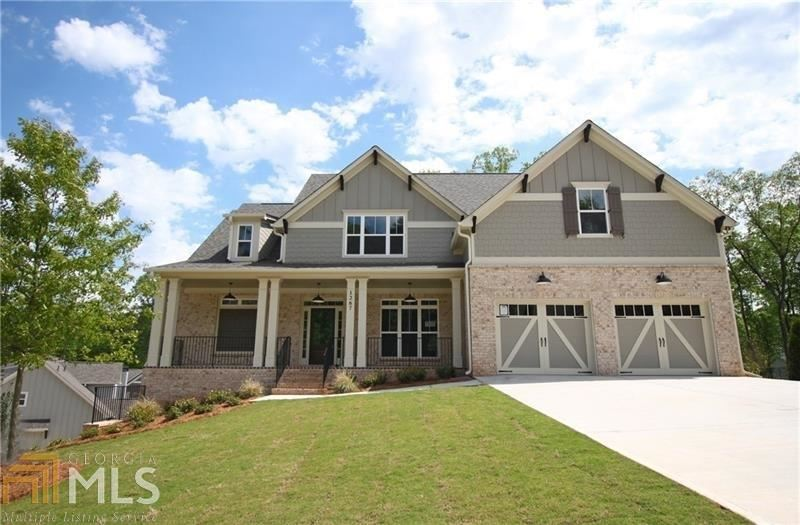1267 Chipmunk Chase Forest Forest, Powder Springs, GA 30127 - #: 8741818
