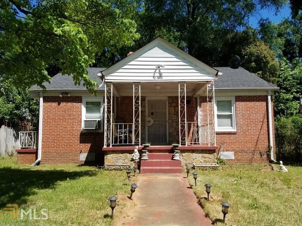 248 Holderness St Sw, Atlanta, GA 30314 - #: 8754825