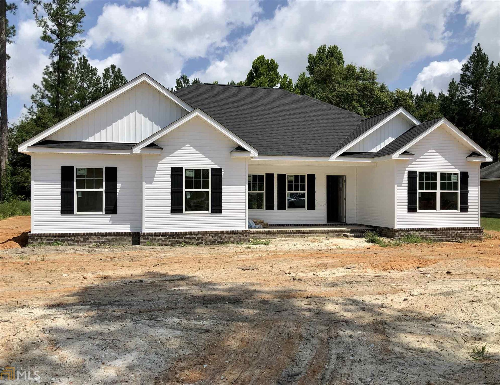 413 Serenity Ave, Brooklet, GA 30415 - #: 8811825