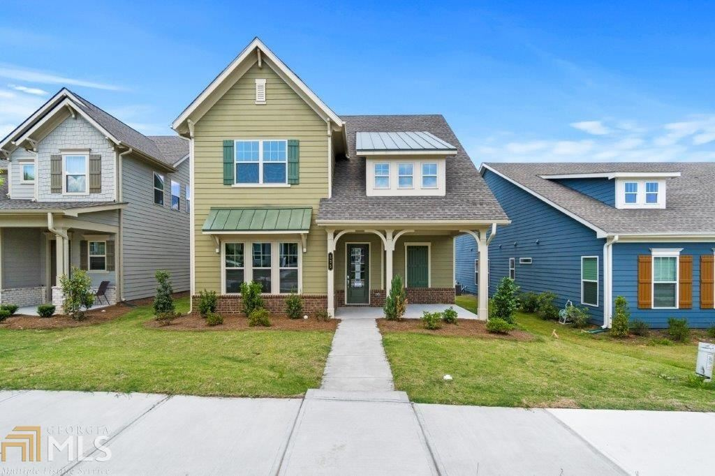 125 Colonial Ct, Fayetteville, GA 30214 - #: 8828825